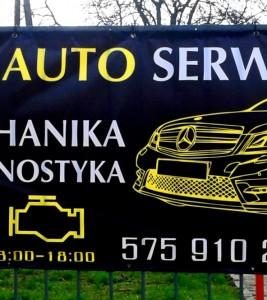 Kap-Auto – projekt banera